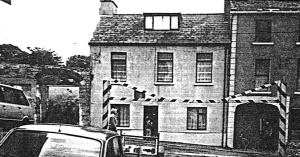 The Kelly home in Boyle