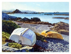 Island Bay dinghies