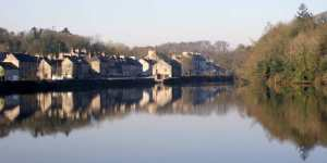 Ramelton, Co Donegal - Gallaher's home town
